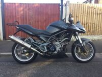 Cagiva V Raptor Xtra Raptor, like Ducati Monster Naked bike. 1000cc V twin