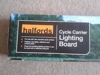 car light board
