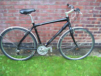 "Giant CRS 3 Men's Large 21"" Lightweight Hybrid Bicycle"