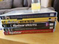 Top Gear/Clarkson dvd bundle