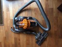 Dyson DC22 Vacuum + Dyson Tangle-free Turbine tool