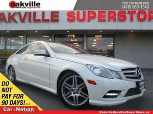 2013 Mercedes-Benz E-Class 350 4MATIC | NAVIGATION | PANORAMIC S