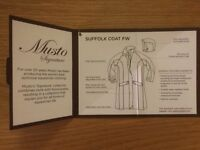 Musto Burgandy Equestrian Woman's Coat