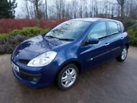 Renault Clio Expression 1.6 Fully Automatic 46000 fsh outstanding car
