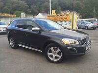 VOLVO XC60 2.4 D4 R-Design Geartronic AWD 5dr Auto (grey) 2012