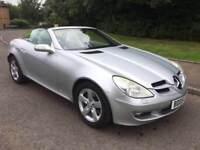 Mercedes-Benz SLK 1.8 SLK ,200 Kompressor AUTOMATIC , F/S/HISTORY , NEW MOT , Convertible