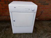 Zanussi 8kg Vented Tumble Dryer