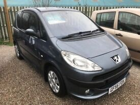 Peugeot 1007 1.4 **SUPERB MOBILITY ACCESS - 60 MPG**