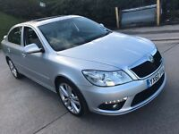 SKODA OCTAVIA VRS 2.0 TDI CR 2010 170 BHP 6 SPEED
