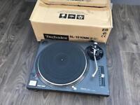 Technics SL 1210 MK2 Turntable + Original Box