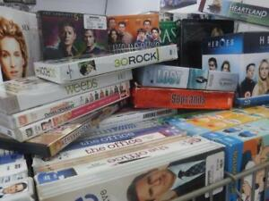 TV SERIES! Come Finish Your Collection at Cash Pawn! - We Buy and Sell Pre-Owned Media - 4000 - OR1010405