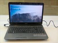 Acer Aspire 5532 3GB Memory, 2x AMD 64 Processor TF-20 250GB Hard Drive 15.6 Wifi DVD-RW Windows COA