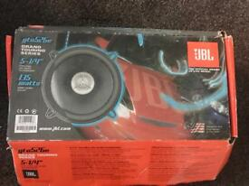 Jbl 5.25 inch speakers - good condition