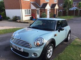 High spec Mini One D **SAT NAV / BLUETOOTH hands free / Climate control**