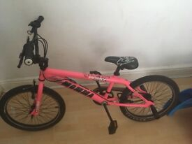 Girl bmx rooster
