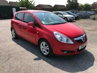 2010 Vauxhall Corsa 1.2 ,1 lady owner from new