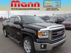 2015 GMC Sierra 1500 SLE | Tow package, Heated Seats, Remote sta