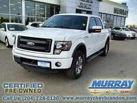 2013 Ford F-150 SuperCrew FX4 Off Road EcoBoost 4WD