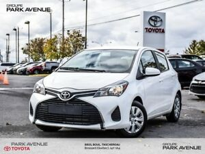 2015 Toyota Yaris RÉGULATEUR DE VITESSE+A/C+AUTOMATIQUE