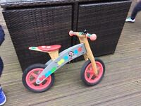Janod Bikloon Wooden Balance Bike