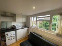 Loft En-suite with kitchenette.