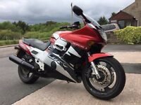 Honda cbr1000f 99 reg cbr 1000f one of the last made