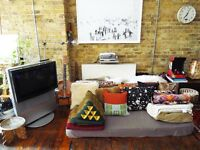 Beautiful 1600FT Shoreditch loft looking for one awesome person!