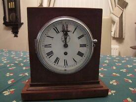 !930's Ships Clock
