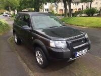 Facelift model Land Rover freelander 2ltr td4 gs 55reg 83k fsh 1 year mot 4wd