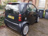 Smart car with mot 51000 milage Px