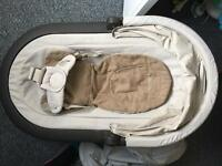 Silver cross baby seat/rocker