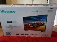 50INCH 4K UHD SMART TV
