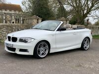 BMW 1 SERIES SPORT PLUS CONVERTIBLE 118D COUPE 2013 NEW SHAPE