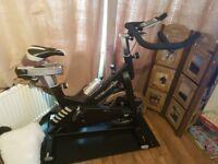 Indoor Cycle Studio Exercise Bike