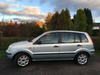 Ford Fusion 2, Petrol 1.4, Approx mileage 93000, MOT till end of July 2018
