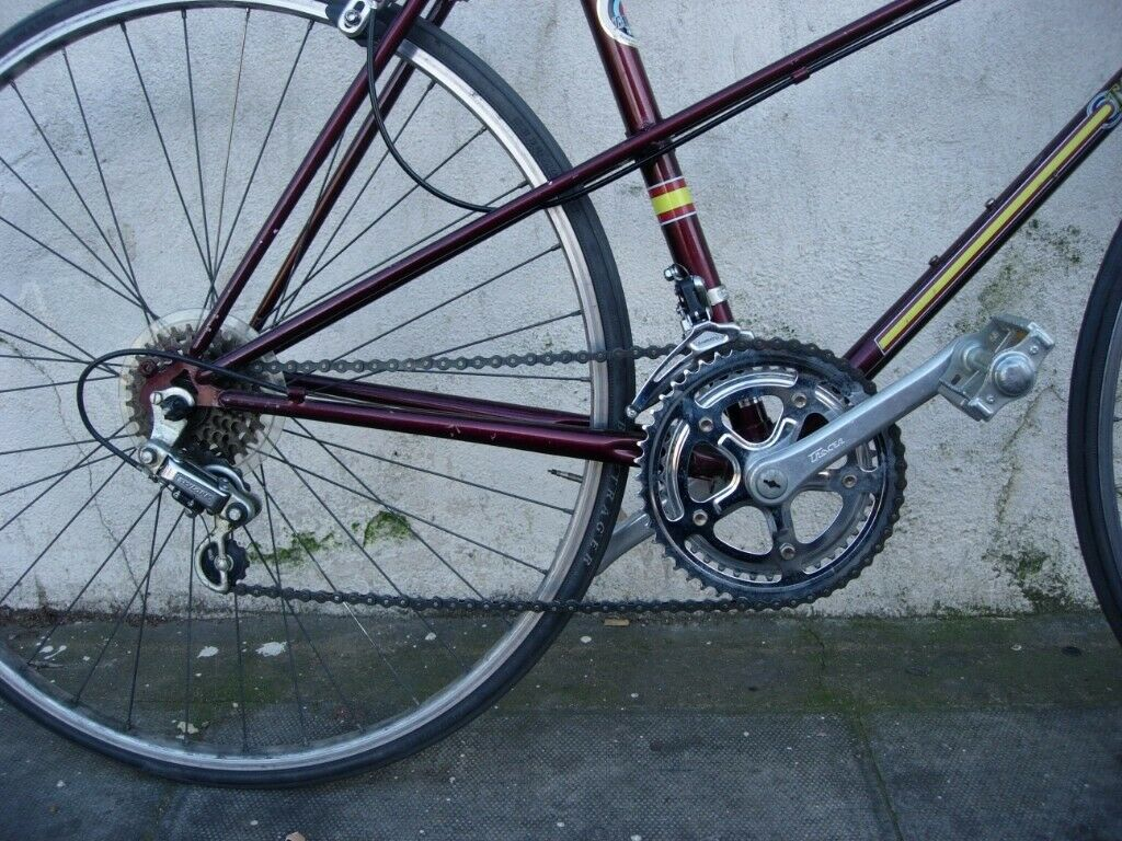 Vintage Mixte Hybrid/ Commuter Bike by Target, Good Condition!! JUST  SERVICED/CHEAP PRICE!!! | in Camden Town, London | Gumtree