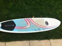 6'4 mission surfboard