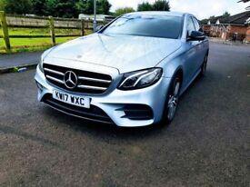 2017 Mercedes E CLASS E220d AMG Line 4dr 9G-TRONIC W213