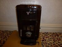 FRENCH ANTIQUE DECO STYLE MULTIFUEL/WOODBURNER STOVE