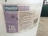 Visqueen gas membrane - FREE