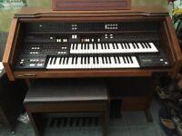 Orla Roma Electric Organ