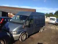 Ford transit mwb breaking for parts