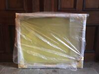 Silkscreen, large, 100x80cm, aluminium frame