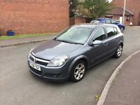 Diesel Vauxhall Astra 1.7Cdti with long mot , px options available