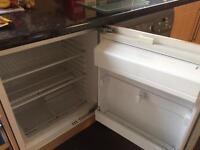 Integeated fridge