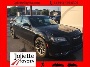 2016 Chrysler 300 S, MAGS 20 POUCES, CUIR, LIQUIDATION 26900
