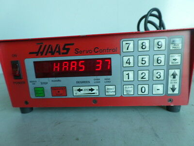 Software-37 Brush 17 Pin Haas Control Box Sco1m Rotary Table Indexer Inv.1602m