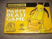 boddingtons board game