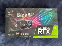 ✅ IN HAND ✅ ASUS NVIDIA GeForce RTX 3070 8GB ROG Strix OC Ampere Graphics Card