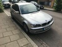 BMW E46 320i Saloon Manual Low Mileage